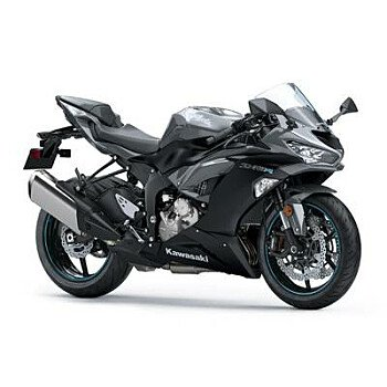 2019 Kawasaki Ninja ZX-6R for sale 200667505